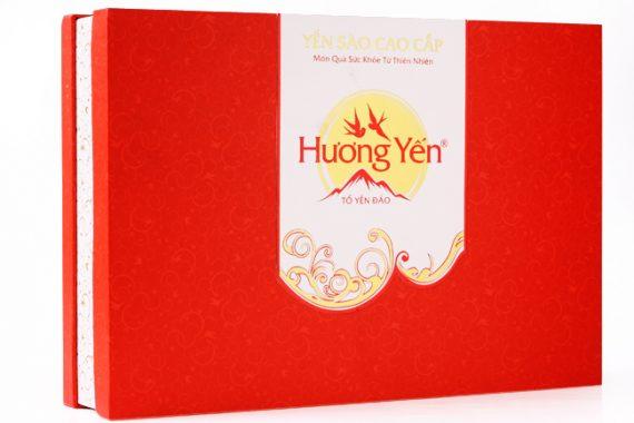 Mẫu hộp yến sào đẹp 03 tại In Việt Hoàng