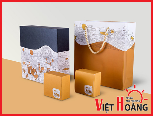 In bao bì - In Việt Hoàng