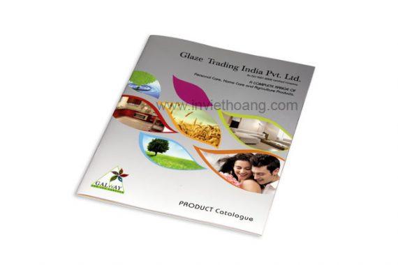 Mẫu catalogue chất lượng