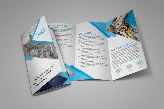 In Brochure giá rẻ, bền, đẹp và uy tín tại In Việt Hoàng